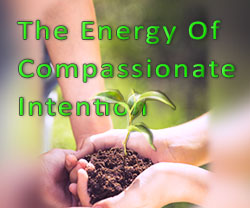The Energy Of Compassionate Intention